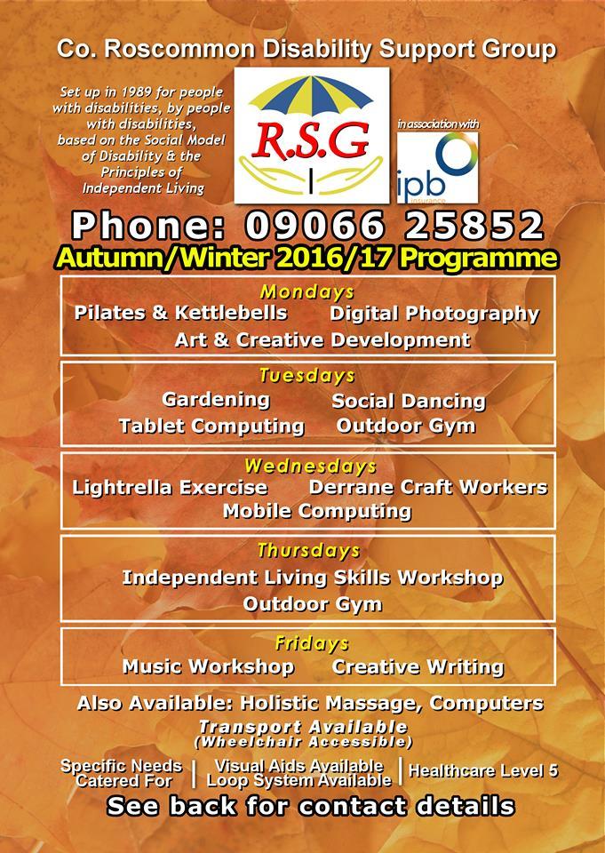 RSG Leaflet