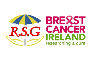 rsg breast cancer ireland logos