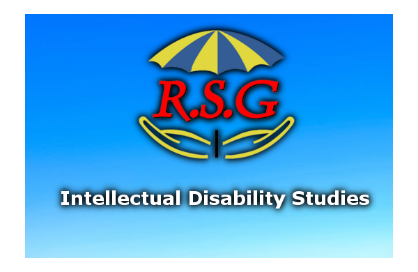 rsg intellectual disability studies logo