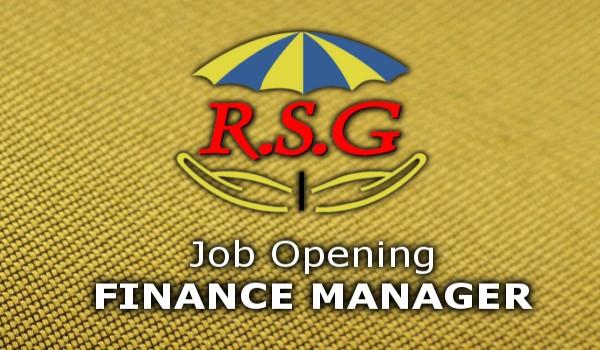 rsg financemgr