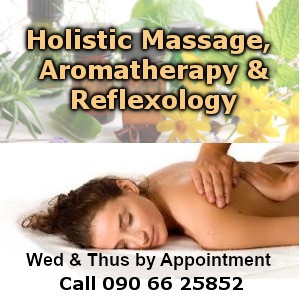 Holistic massage and reflexology logo