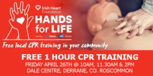 Hands for Life banner