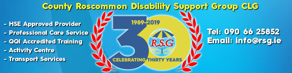 RSG County winner in The National Lottery Good Causes Awards