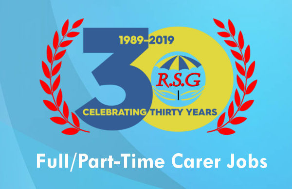 rsg jobs full part blue