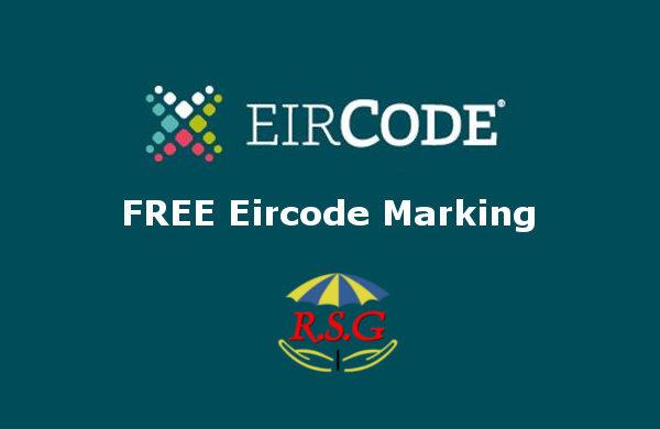 eircode marking