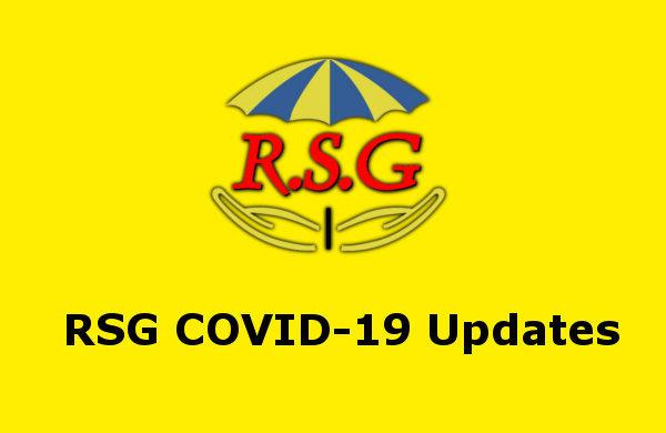 RSG covid19 updates