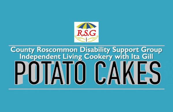 potato cakes banner