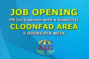 Carer jobs 2020 Cloonfad