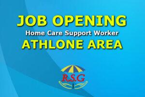 Carer jobs 2021 Athlone