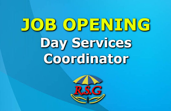 Day Services Coordinator 2021