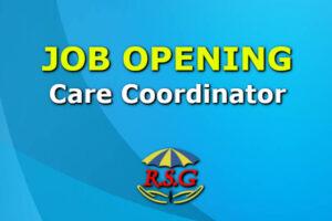 Care Coordinator 2021