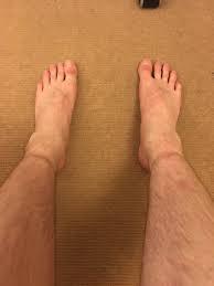 Indentation from socks